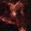 IC1805, Heart Nebula,                                keving