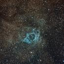 Wolf Rayet Nebula G2.4+1.4,                                Russ Carpenter