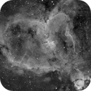 IC1805 - The Heartnebula,                                Arno Rottal