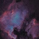 Pelican Nebula,                                Romain Guillaud
