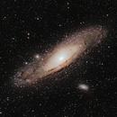 Andromeda, M31,                                PSYDOC