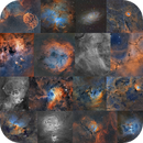 My 2014 collection of DSO images,                                Sara Wager