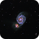 M51 Whirlpool,                                Michael Southam