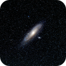 Andromeda Galaxy,                                DSA101