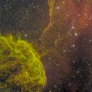 Jellyfish Nebula (IC443),                                Miles Zhou