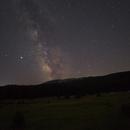 Milky way over Igman,                                Alan Ćatović