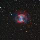 Messier 27 - The Dumbbell Nebula,                                Salvatore Grasso
