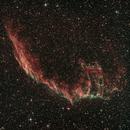 Eastern Veil Nebula,                                Chief