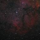 Elephant Trunk Nebula,                                Keith Hanssen