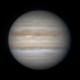 Jupiter April 14, 2020,                                Chappel Astro