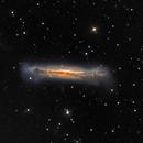 NGC 3628,                                Tim
