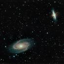 M81 and M82,                                Doug Lalla