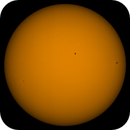 Coloured Sun 13th October 2016 , 14:45 BST.,                                steveward53