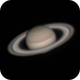 Saturn on 7th of August 2020 12° above horizon,                                Stephan Linhart