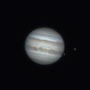 Jupiter and Moons,                                Michael Deyerler