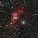 ngc7635 - Bubble Nebula,                                DomLeBarde