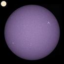 8_12_2020  Sun in Calcium, Continuum,                                Alan