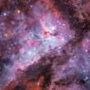 The Great Carina Nebula,                                Yu-Peng Chan