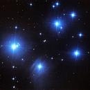 M45 Pleiadi,                                Andrea Pistocchini - pisto92