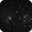 Double Cluster,                                Dave Bloomsness