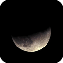 (Animation) Lunar eclipse,                                Lorenzo Palloni
