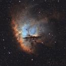 Pac man nebula SHO,                                Francois_Doussoux