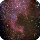 North Anerica Nebula ,                                tommyb