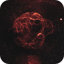 The Spaghetti Nebula, aka Sh 2-240 or Simeis 147,                                Patrick Hsieh