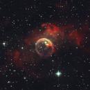Bubble Nebula NGC 7635,                                Lachezar Krastev