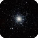 M3 - Galactic globular cluster in Canes Venatici,                                Stephan