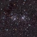 Double Cluster in Cassiopeia,                                Andrea Bergamini