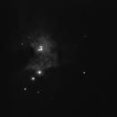 Trapezium Cluster in M42,                                Valerio Pardi