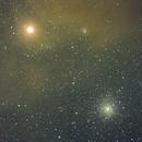 Antares & M4,                                Máximo Bustamante