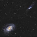 NGC4725 -NGC4747,                                Gkar