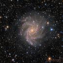 NGC 6946,                                Lorenzo Siciliano