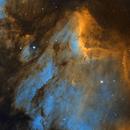 IC5070 Pelican Nebula,                                Peter Jenkins