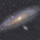 M31 - Andromeda Galaxy,                                Darius Kopriva