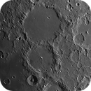 Lune Ptoleme Alphone Arzachel,                                Alain DE LA TORRE