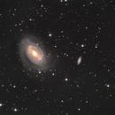 NGC4725,                                Станция Албирео