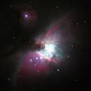 Messier 42,                                Lauri Kangas