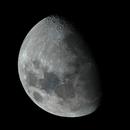 Moon - Waxing gibbous 73%,                                Filip Krstevski / Филип Крстевски