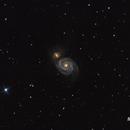 M51 - Whirlpool Galaxy,                                Matteo Ambrosi