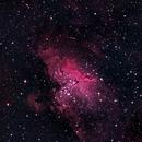 M16 - Eagle Nebula (Reprocess),                                antonenright