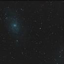 M33 - Galaxie du Triangle,                                William BELLEAU