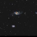 NGC3718,                                Yokoyama kasuak