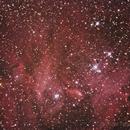 Lambda centary nebula,                                RCompassi