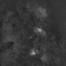 M16 - M17 et NGC6604,                                Nicolas Aguilar (...