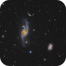 Arp 214 - NGC3718 and NGC3729,                                Aurélien CHAPRON
