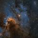 Sh2-155 - Cave Nebula,                                Ara Jerahian