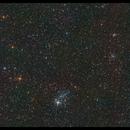Libellenhaufen - NGC 457,                                André Rachwalski